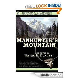 Manhunters Mountain – cover