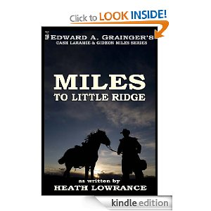 Miles to Little Ridge – cover