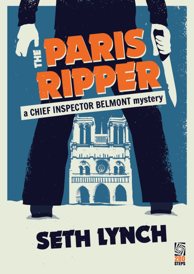 The Paris Ripper – cover
